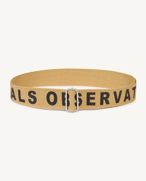 【予約商品】the animals observatory LIZARD BELT BELT