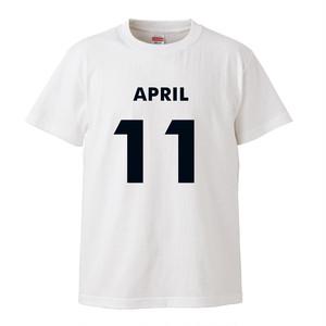 4月11日