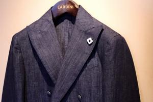 LARDINI Double-breasted Jacket