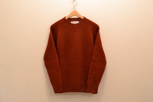Harley Of Scotland - Chanky Crewneck Sweater (Blaze)