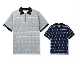 BUTTERGOODS|Razor Zip Polo