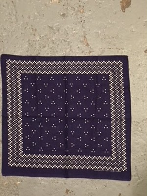 OLD BANDANNA TUSIDE DOT