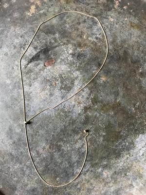 CURIO  Necklace 流星 ネックレス|10K+シルバー