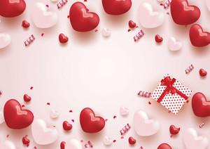 【B1】バレンタインハート