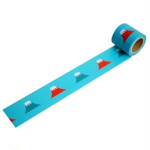 青富士と赤富士(45mm×5m巻)YJW-06 デザイン養生テープ