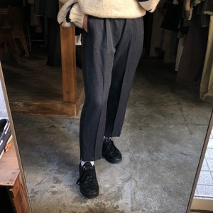 2tuck ankle pants