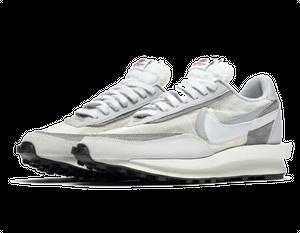 Nike x sacai LDWaffle white