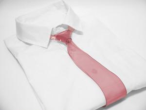 世界一透明なネクタイ(カラー)