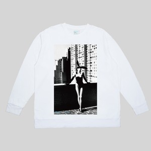 MARSHMALLOW FABRIC LONG SLEEVE  / ELSA PERETTI <THE INTERNATIONAL IMAGES COLLECTION>