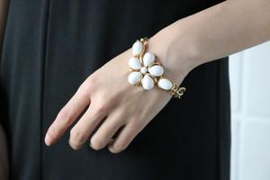 70's flower bracelet