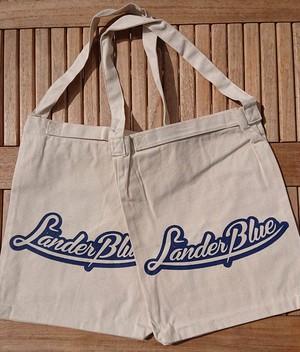 ランダーブルーオリジナル☆ロゴ入り2ウェイバッグ