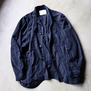 norbit / LIGHT COTTON CUFFED EASY TAILOR JACKET