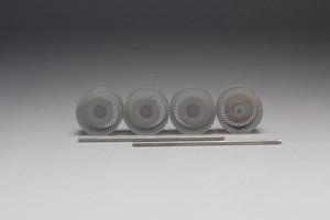 Head 40 タイプ 3Dプリント ホイール 1/64 未塗装