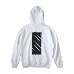 scar /////// MONOLITH HOODIE (White)
