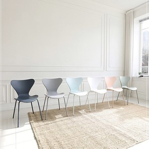 interior point chair 6colors / インテリア ポイント チェア ダイニング リビング 椅子 韓国 北欧