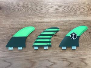 CAPTAIN FIN FCS Mサイズ