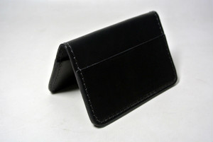 ARTIFACT BAG Co.    No.42 Card Wallet   (Bourbon)