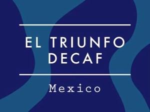 """【お得!500g】カフェインレス Mexico / EL TRIUNFO """"DECAF"""""""