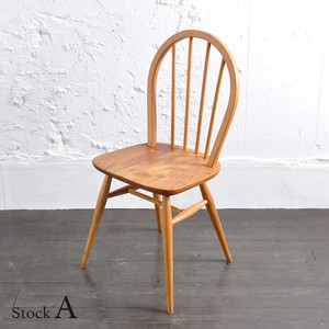 Ercol Hoop Back Chair 【A】/ アーコール フープバック チェア / 1806-0156a
