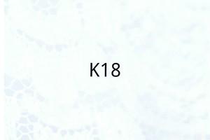 アレルギー対応K(K18ピアス)