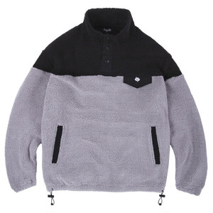 MAGENTA MTN CREW DUO BLACK / LIGHT HEATHER GREY L マゼンタ