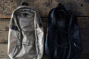 ENDS and MEANS / Mesh Back Pack