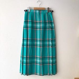 O'NEIL of DUBLIN(オニール・オブ・ダブリン)リネンラップスカート