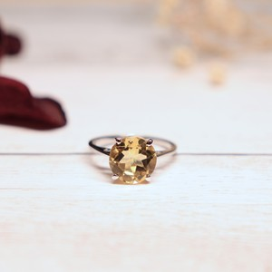 Gem Ring(Topaz : small)