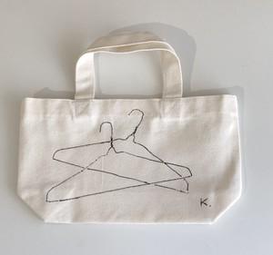 手描きトートバッグ