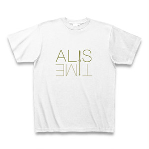 ALIS TIME Tシャツ(GOLD)50着限定予定