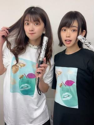 中山星香デザインTシャツ