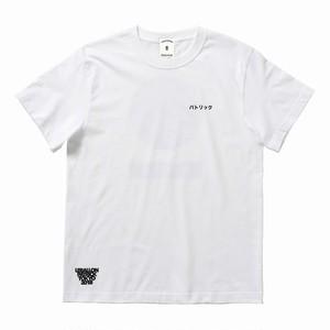 18LBPT01_18LBPT Tシャツ_WHT