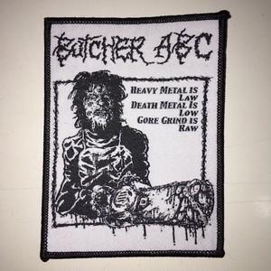 BUTCHER ABC/Butchery by Chainsaw