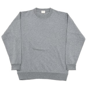 WORKERS / FC Knit Medium Weight Crew Grey