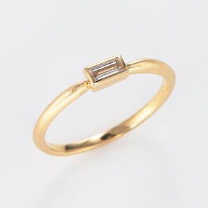 HIKARI K18 Diamond Ring (ダイヤモンド リング)