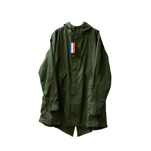2nd FORM COAT <Olive>【VOO】