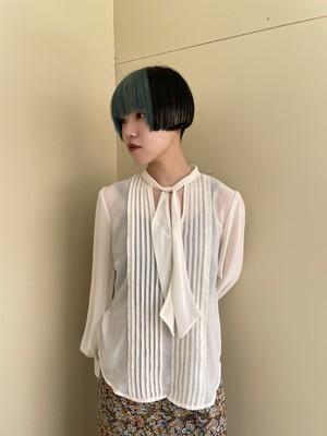 tie colour blouse / 7SSTP20-14
