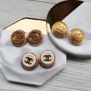 TheDelight BUTTON ARRANGE SET UP  EARRING (ボタン用 イヤリング ベース)C