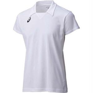 アシックス メンズ バレーボール ゲームシャツHS XW1323 0101