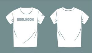 「HEEL HOOK」 Tシャツ