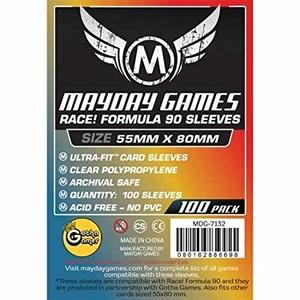 (55x80mm)  Mayday カードスリーブ MDG-7132