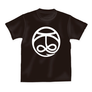 TREMATODA LOGO T-shirts Black