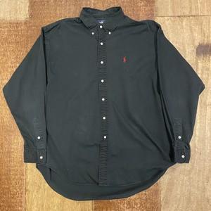 Ralph Lauren ラルフローレン ブラック XL
