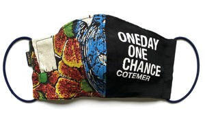 【COTEMER マスク 日本製】ONE DAY ONE CHANCE BAND MASK 0519-188