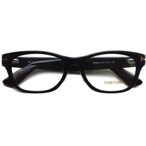 トムフォード TOM FORD / TF5425 アジアンフィット / 001 Black  ブラック 黒縁 メガネ フレーム
