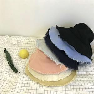 【goods】無地スウィート帆布春夏帽子27374592
