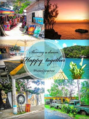 《商用利用可》 ジャマイカに行きたくなる写真集てみました (セントトーマス・ポートランド)