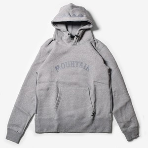 MMA Wakayama Sweat Side Venti Hoody (Mix Gray)