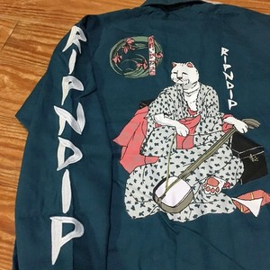 RipNDip WARRIOR COTTON JACKET M
