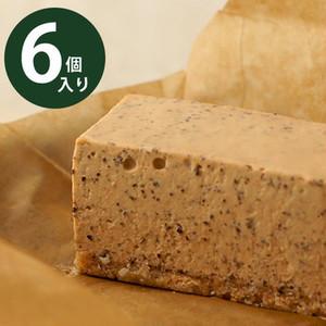 シナモンチャイ レアチーズケーキ6個入りBOX